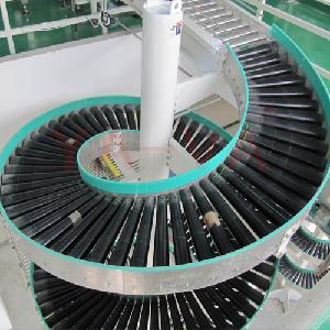 滚筒螺旋输送系统