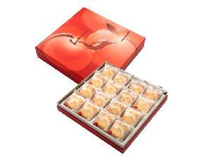 香港奇华什锦款口味凤梨酥16个礼盒装