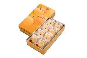香港奇华饼家什锦多款口味凤梨酥8个礼盒装