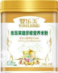 金品果蔬多维营养米粉