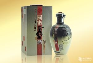 1997年59度窖藏国密董酒