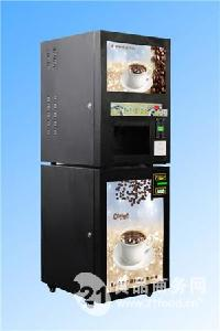 投币式自动咖啡饮料机
