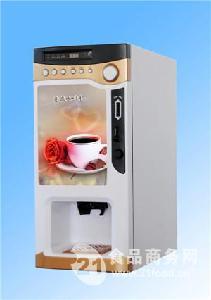 冷热咖啡饮料机