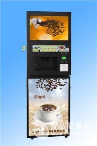 投币式三合一奶茶果汁机