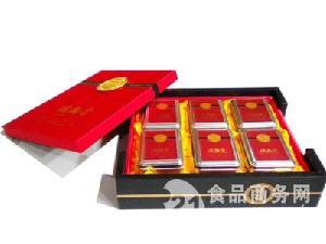 锦绣田园高档茶叶礼盒