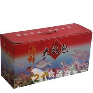 锦绣田园海鲜礼盒