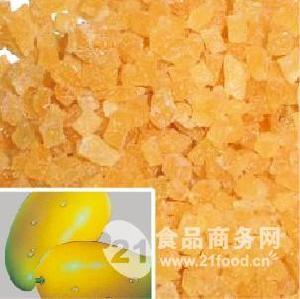 糖渍芒果粒
