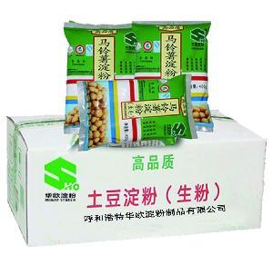 超市专用马铃薯生粉