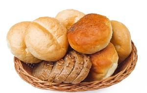 单甘酯应用于面包