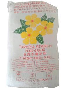 三朵黄花牌木薯淀粉