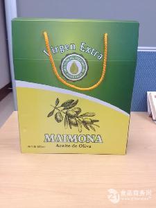 西班牙原装进口橄榄油礼盒装500mlx2