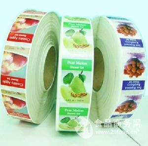 肉制品包装标签贴纸