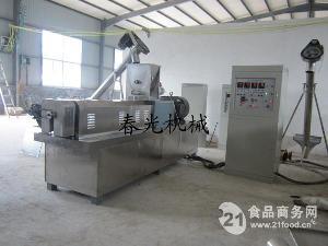 休闲食品膨化机SP65-150Kg/h一年保修