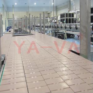 820-K325直线输送机链板YA-VA网带链