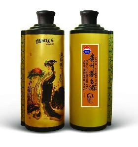中国国画大家珍藏版贵州茅台酒