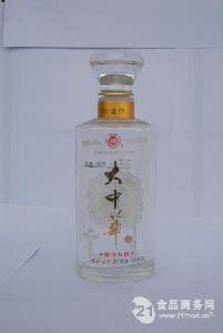 大中华酒瓶