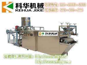 干豆腐机哪有卖的?生产干豆腐机械设备的厂家