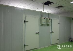 大型冷庫設備安裝 雙溫冷庫造價 廠家安裝