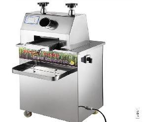 不锈钢全自动甘蔗榨汁机(1)