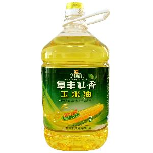 阜丰U香 玉米油