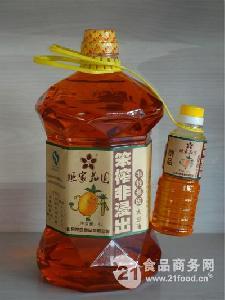 纯压榨无添加化学成份笨榨非转基因大豆油4L