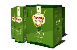 欧巴蒂亚特级初榨橄榄油简装礼盒