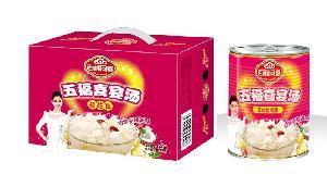 百福同喜 蔓越莓五福喜宴甜汤