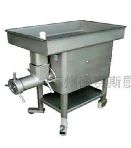 台湾商用三网双刀式绞肉机 冻肉绞肉机