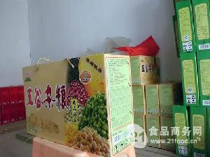 绿豆 高档杂粮礼品盒