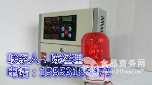 氨气泄漏报警器信号输出给控制器