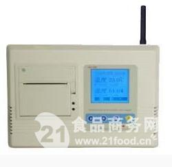 冷藏车GPRS远程温湿度监测仪冷冻食品运输