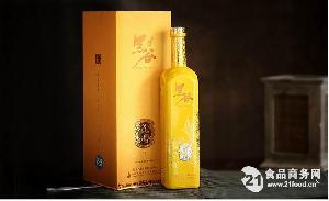 龙樽朱鹮黑米酒