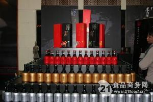 朱鹮黑米酒750ml