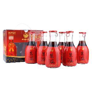 红朱鹮黑米酒礼盒