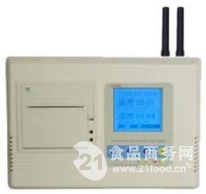 食品库温湿度记录仪