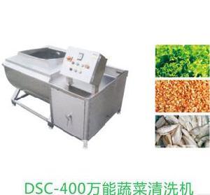 不锈钢蔬果自动清洗机