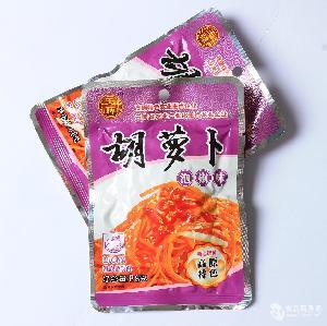 胡萝卜 88g  开袋即食