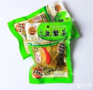精品三泡鱼酸菜 260g