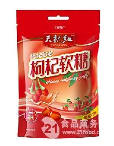 40G立袋枸杞软糖