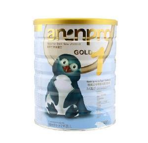 400G安恩宝金装婴儿配方奶粉