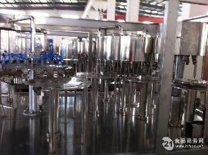 矿泉水灌装机械设备