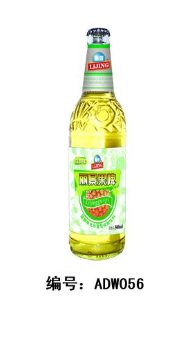 丽景果啤500ml