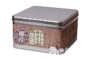奇华椰蓉鸡蛋卷340g(盒)