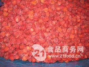 速冻草莓(美十三)
