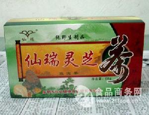 野生靈芝茶