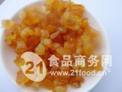 品仕天然橙皮粒 面包原料