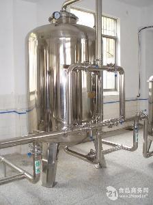 水处理设备预处理过滤器