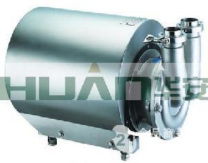 不锈钢ABB电机CIP自吸泵