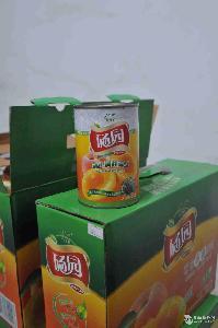 糖水黄桃罐头