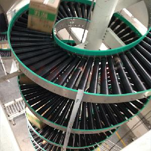 螺旋输送机 无动力滚筒螺旋机